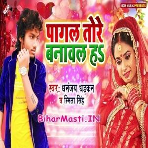 Pagal Tore Banawal Ha (Dhananjay Dhadkan, Smita Singh) 2020 Mp3 Songs  Download -BiharMasti.IN